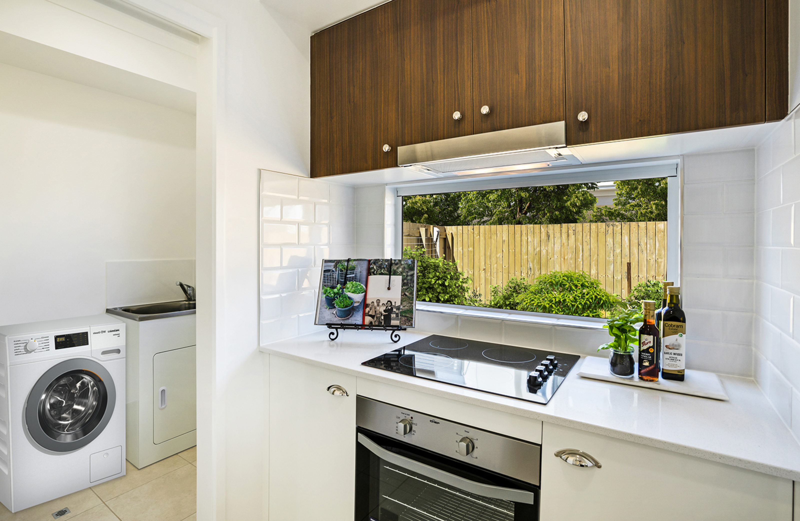 Ausbuild Townhouse Kitchen
