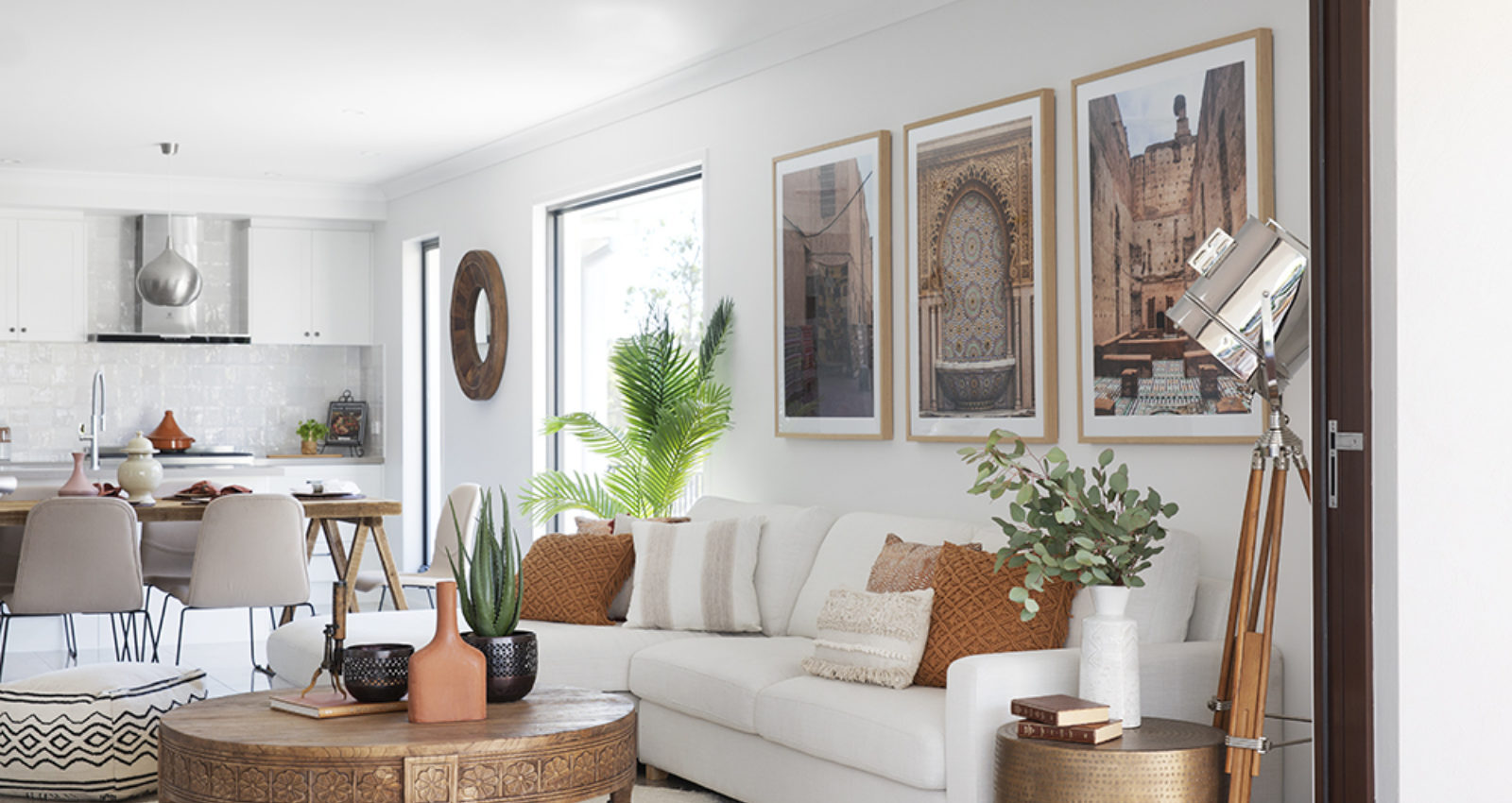 Transform your home into a bohemian wonderland